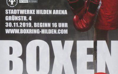 RRW Meisterschaft im Boxen: 30.11.2019