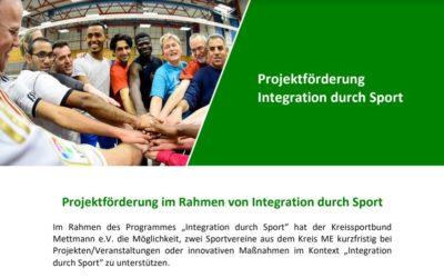21.09.2020 | Integration durch Sport: 500 € für Ihren Verein!