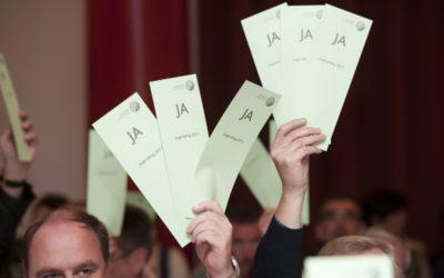 08.10.2020 | Ortswechsel: Mitgliederversammlung 2020